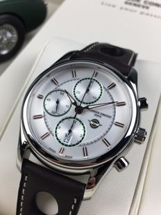 """Frederique Constant Vintage Rally """"Healey"""" Limited Edition Chronograph automatic ref: FC-392HVG6B6 – Men's watch"""