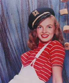 Bernard of Hollywood - Norma Jeane Sailor Girl