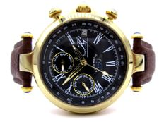 Ingraham Moonphase Day / Night / day / Month Indication- Men's Timepiece  *** No Reserve Price ***