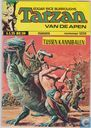 Comic Books - Tarzan of the Apes - Tussen kannibalen