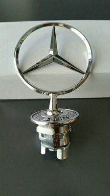Original Mercedes-Benz emblem - Mid 20th century