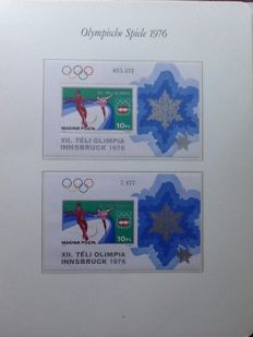 Olympic Games 1976/1992 – Topical Collection