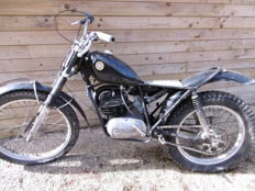 Montesa - Cota 123 Trial - 1979