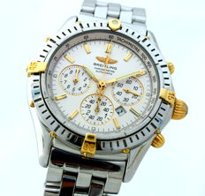 Breitling Shadow Flyback Cronograph B35312 – Men's watch – 1999