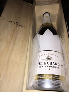 Moët et Chandon Ice Imperial Champagne - 1 Jeroboam (3Ltr) in OWC