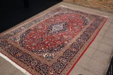 Original & wonderful Iran kachan persian hand knotted 200x306 cm Top Quality&Condition