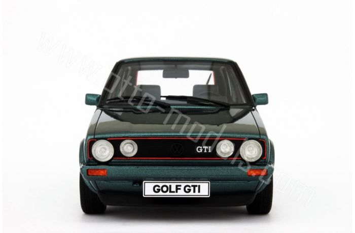 otto mobile scale 1 18 volkswagen golf 1 gti 1800 pirelli 1983 limited 2000 pieces colour. Black Bedroom Furniture Sets. Home Design Ideas
