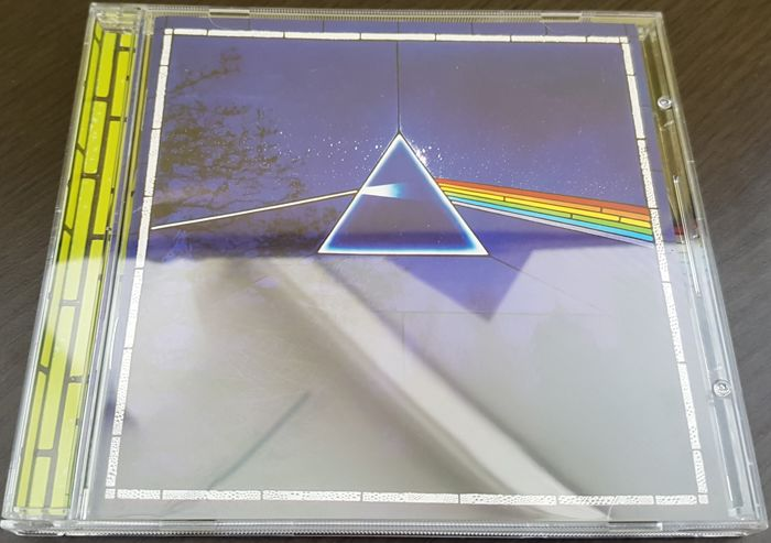 Collection of 9 SACD's: Pink Floyd, Eric Clapton, Steely Dan