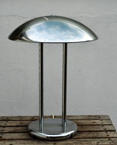 Unknown designer for Ikea - Art Deco-style designer table lamp