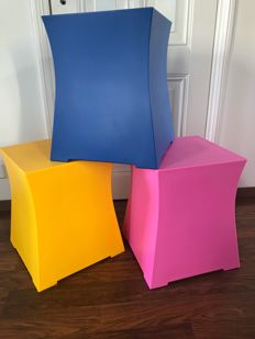Haans Lifestyle – Rainbow chair – side table