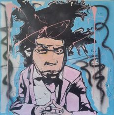 Thierry Auger - Basquiat