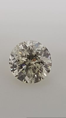 0.70 ct - Round Brilliant - H / SI3