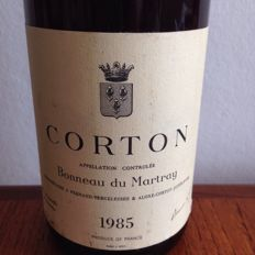 Bonneau du Martray - Corton Grand Cru 1985