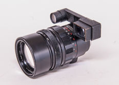 Leitz Elmarit 2.8/135 mm with 'glasses'