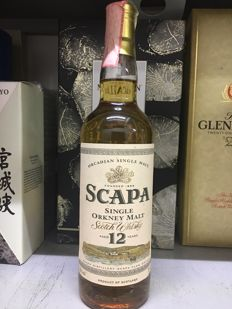 Scapa 12 years old 1990s