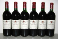 1990 Château Tertre Daugay, Grand Cru Classé de Saint-Emilion - lot 6 bottles