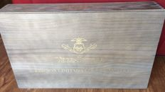 Vega Sicilia Valbuena 5 vertical - 2006, 2007, 2008, 2009, 2010 & 2011 - 6 bottles in original case