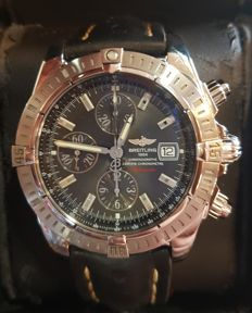 Breitling Chronomat Evolution. Reference A13356 – Men's wristwatch – Year 2010.
