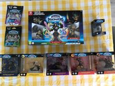 Skylanders Imaginators Starterpack for Switch(with 5 extra figurines)