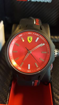 Scuderia Ferrari - Men's wristwatch - 2016's
