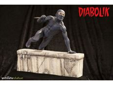 Diabolik - statue limited edition