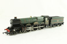 """Hornby 00 - from set R2077 - Steam locomotive King Class   """"King John"""" of the BR"""