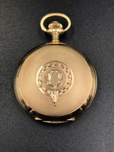 Pocket watch - Swiss movement - Early 1900s