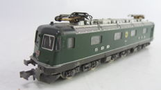 "Hobbytrain N - 1105 - Electric  Locomotive Re 6/6  ""Eglisau"" of the SBB"