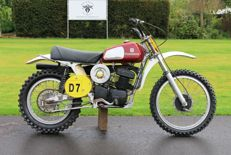 Husqvarna - 400WR World Champion Replica - Californie titre - 1974