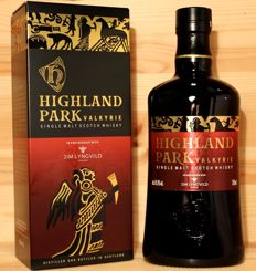 Highland Park Valkyrie, Island Single Malt Scotch Whisky, 700ml , 45.9%vol.