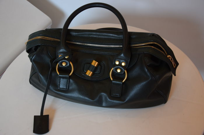 "Yves Saint Laurent – ""Rive Gauche"" – hand bag"