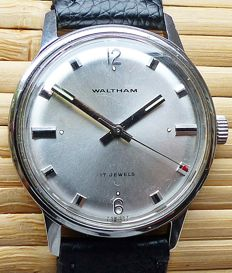 WALTHAM 17 jewel - men's watch from the 1960s