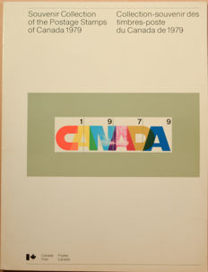 Canada 1979/1988 – Ten complete year books