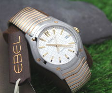 Ebel 1216087 - Classic Gents Automatic Swiss Edition Watch - New & Mint Condition