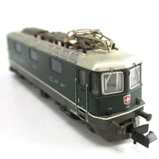 Minitrix N -  From set  11471 - Electric locomotive Re 4/4 II of the SBB