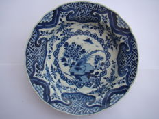 Porcelain plate - China - First half of 18th century