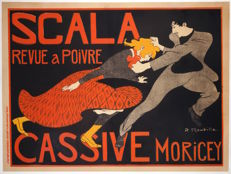 Auguste ROUBILLE  - Scala - 1900