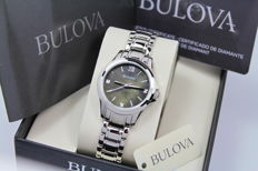 Bulova - Ladies Luxury Diamond Watch