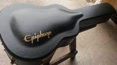 Epiphone hardshell for acoustic guitar