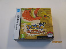 Ds complete Pokemon Heartgold incl pokewalker -boxed