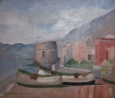 Unknown artist (signed by Beniamino, 20th century) - Untitled