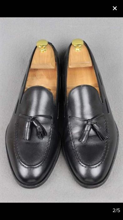 Bally – Black shoes