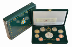 Vatican - Year collection 2005