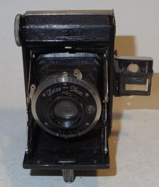 Rare Zeiss Ikon Baby Ikonta 520/18 - 127 roll film - 1930s