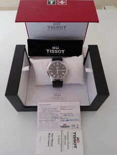 Tissot Classic Timepiece. Reference number: T 033 410 180 53 01. Year: 2017.