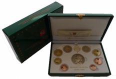 Vatican - Year collection 2010