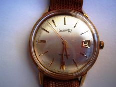 EBERHARD MEN'S WATCH - 1960s - GOLD