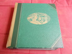 Switzerland 1859/1965 - Collection in a large binder, well-represented