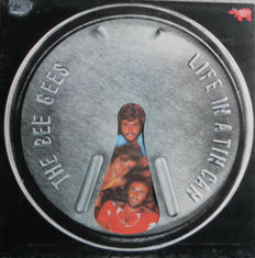 The Bee Gees Collection : 9 LP's  & 2 Double Albums & Double LP Box and a 4 CD Boxset.