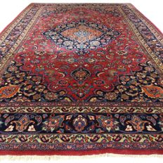 "Meshed – 313 x 202 cm – ""Large,  Persian carpet in beautiful condition"""